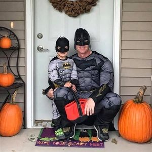 Batman Halloween Costume Toddler 3 To 4 Years